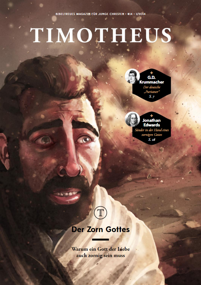 Timotheus Magazin #14 - Betanien Verlag
