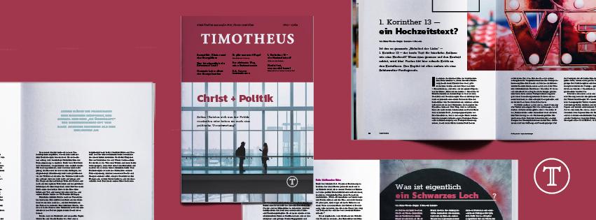Timotheus Magazin #32 - Einblick